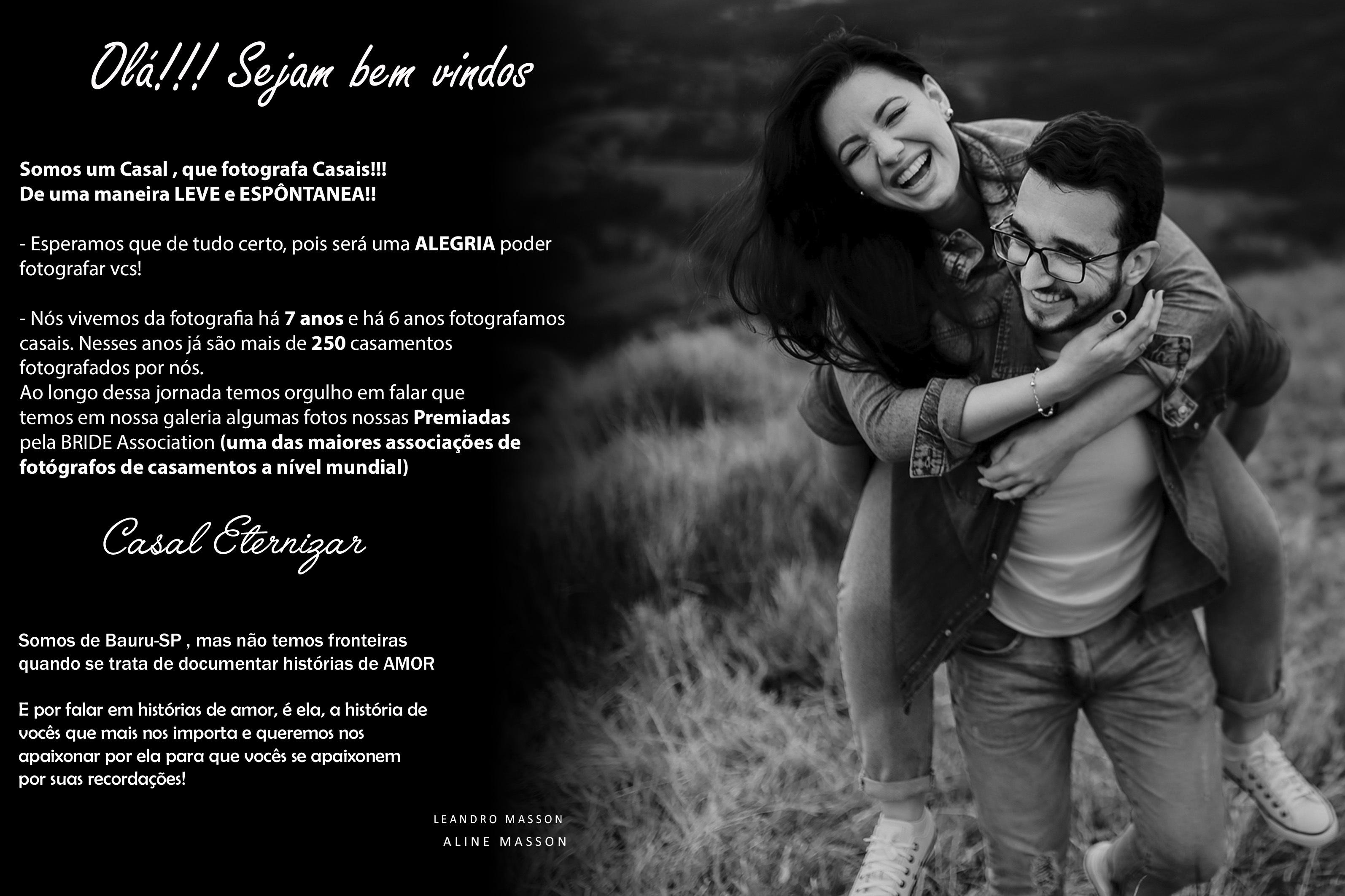 Sobre Fotografo de casamentos Eternizar Fotografia de casamentos