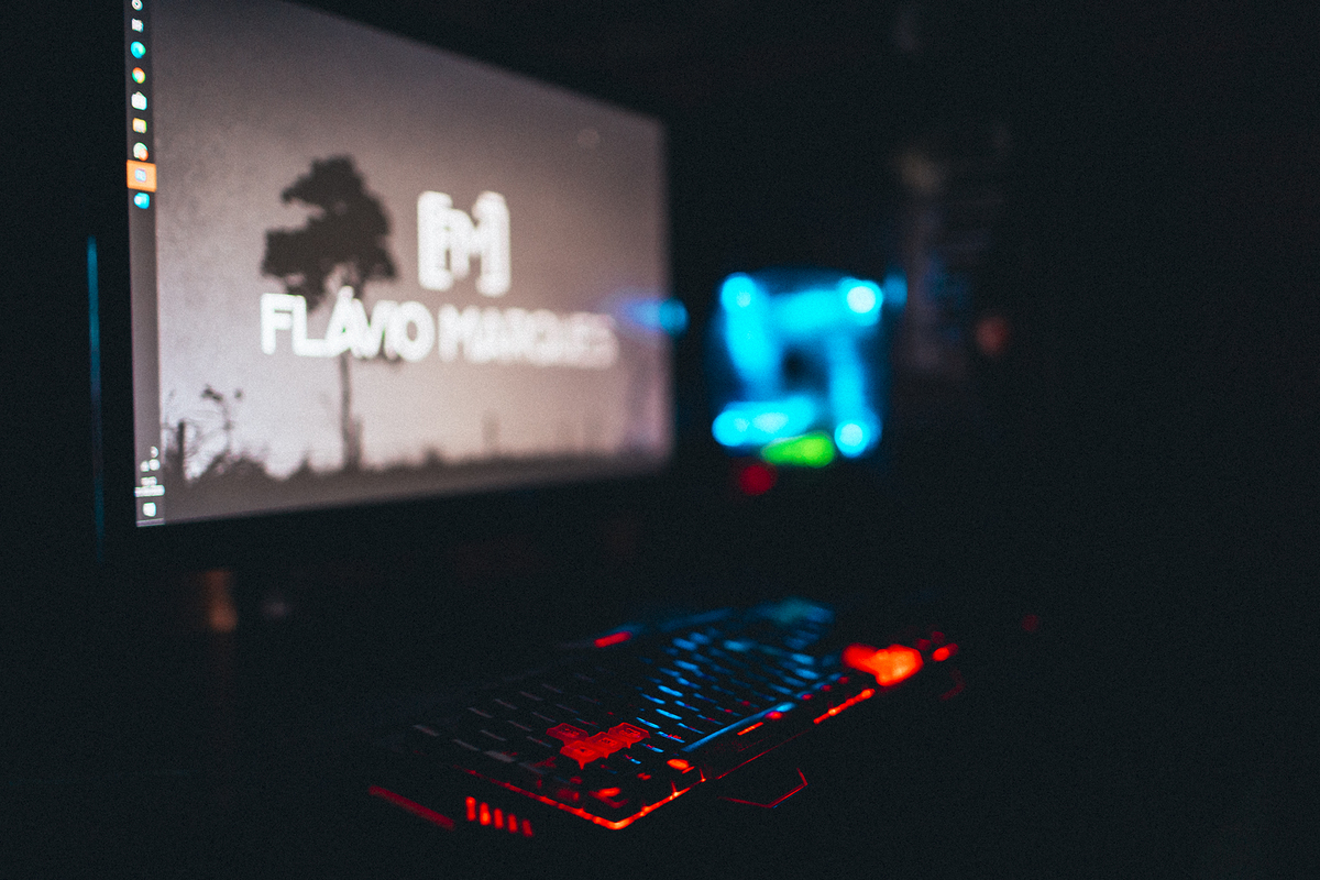 Imagem capa - Home Office por Flavio Marques