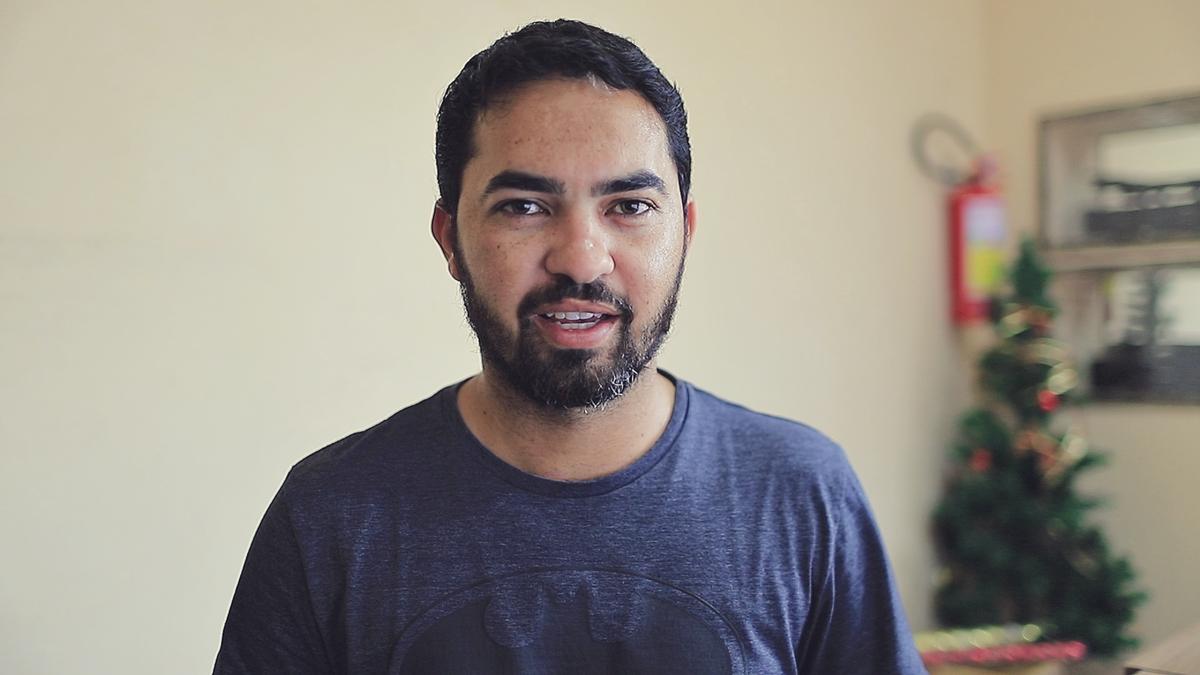 Imagem capa - Vamos conversar? por Flavio Marques
