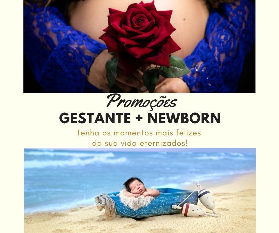 Imagem capa - Promoções Imperdíveis para vc ter seus momentos inesquecíveis eternizados (GESTANTE + NEWBORN) por JULIO REIS