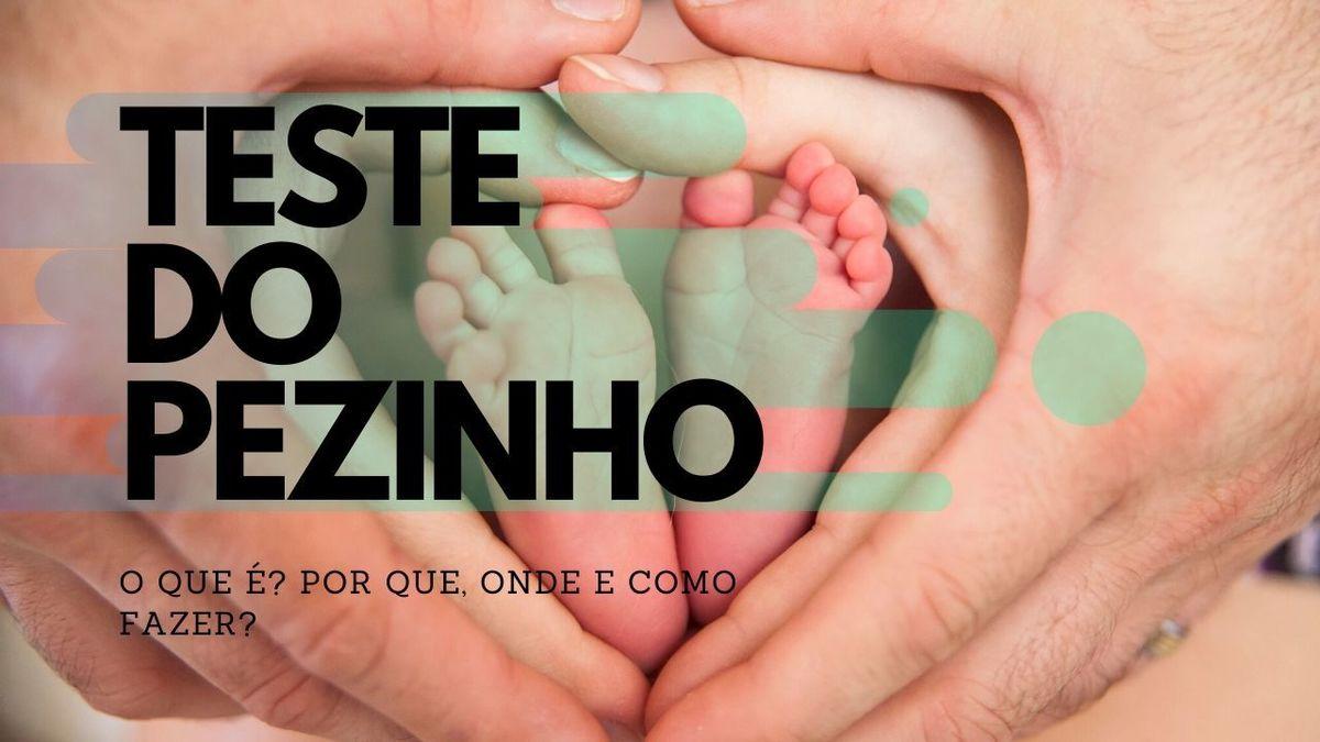 Imagem capa - Teste do Pezinho em Bebês Recem Nascidos. O que é, por que e onde fazer... por JULIO REIS