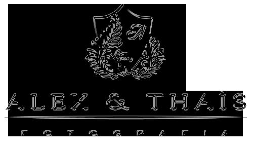 Logotipo de Alex & Thaís Fotografia