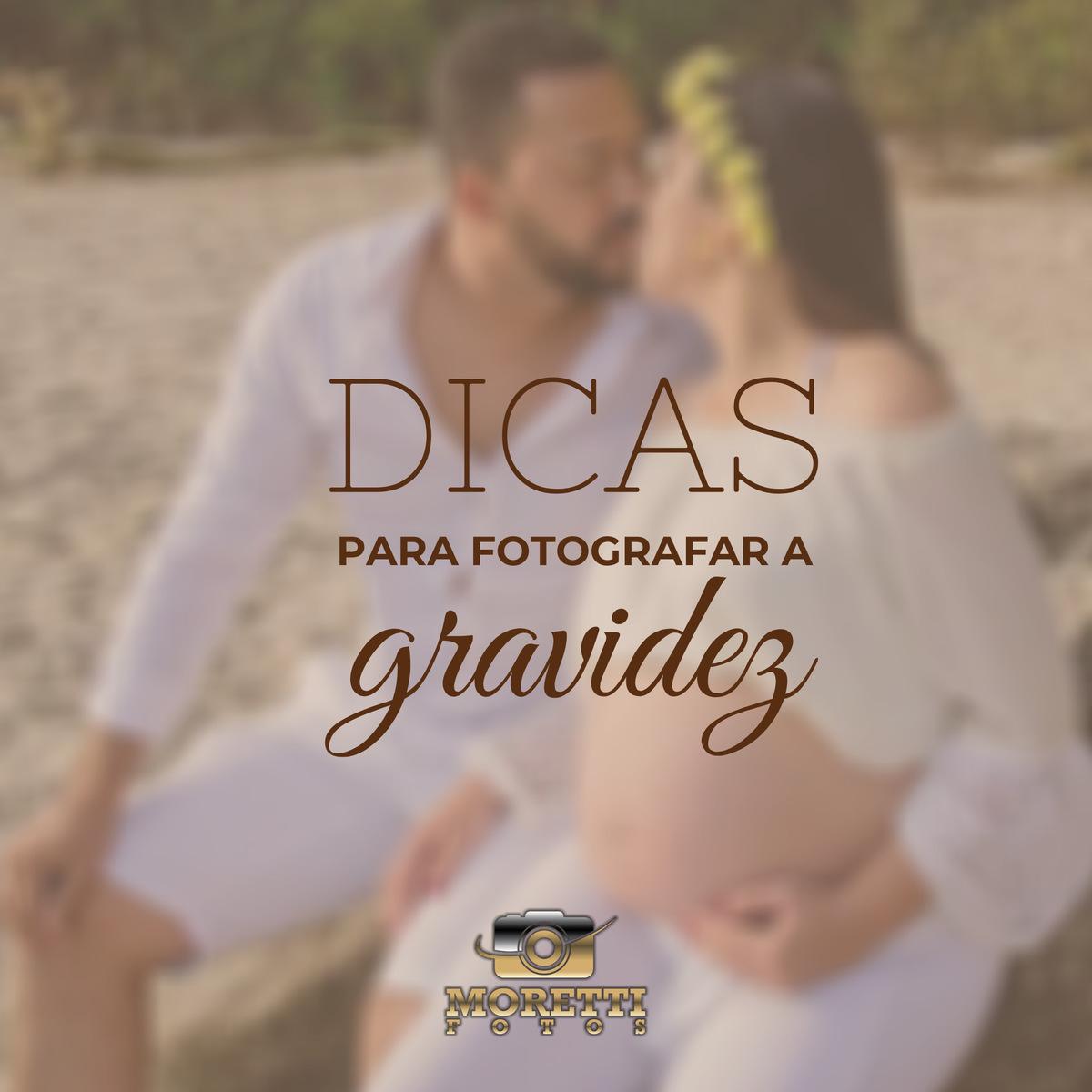 Imagem capa - Dicas para fotografar a gravidez! por Luiz F. Moretti