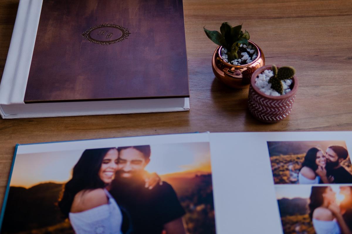 Imagem capa - Álbum Fotográfico - O livro da sua história por Fala das Imagens