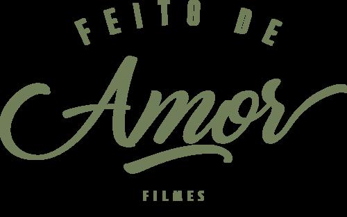 Logotipo de Feito de Amor Filmes