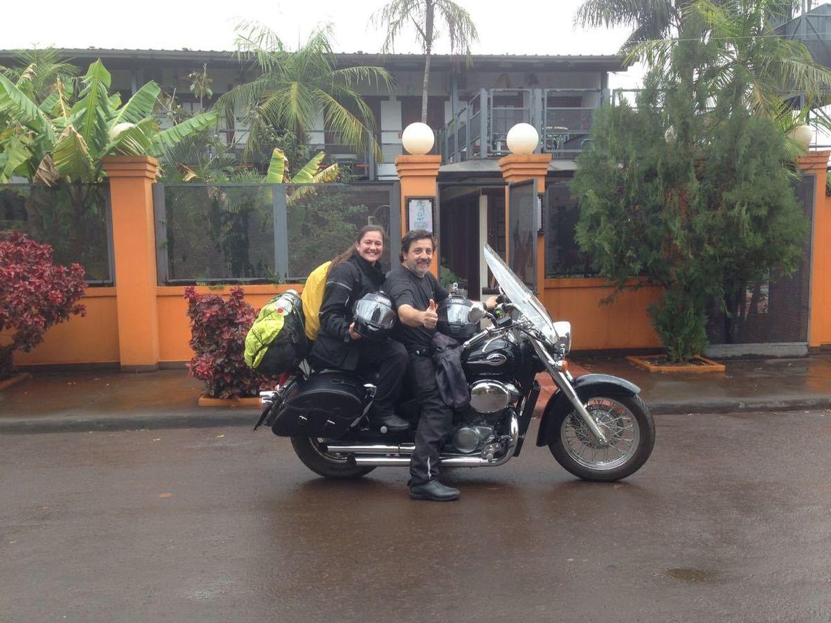 Imagem capa - Viaje a Cataratas del Iguazú en Motocicleta III por Mariano Sosa