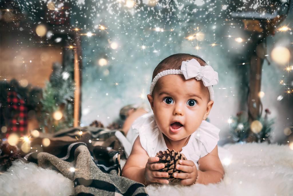 Imagem capa - Mini sessão de Natal 2019 por Chocolate KIDS
