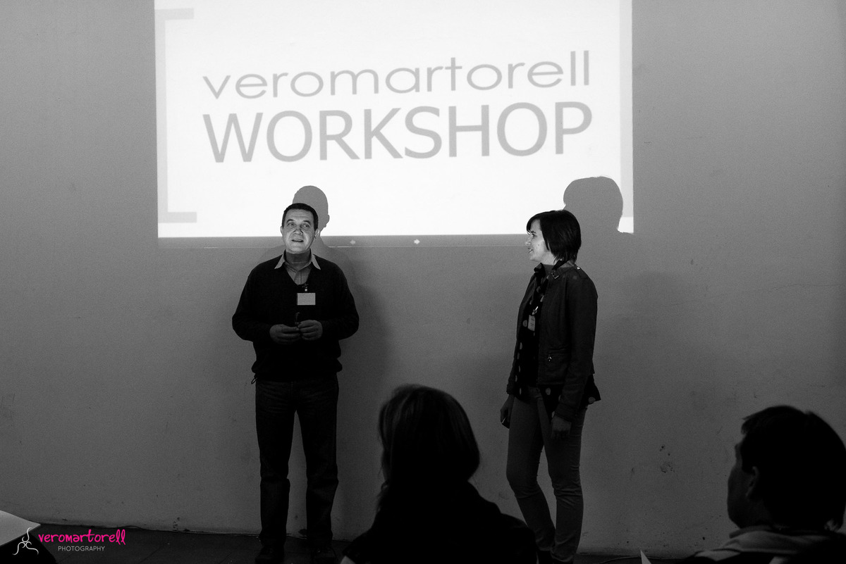 Imagem capa - Workshop Cordoba 2013 por Vero Martorell