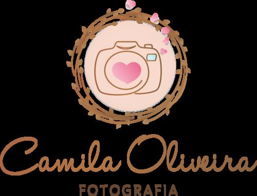 Logotipo de Camila Oliveira