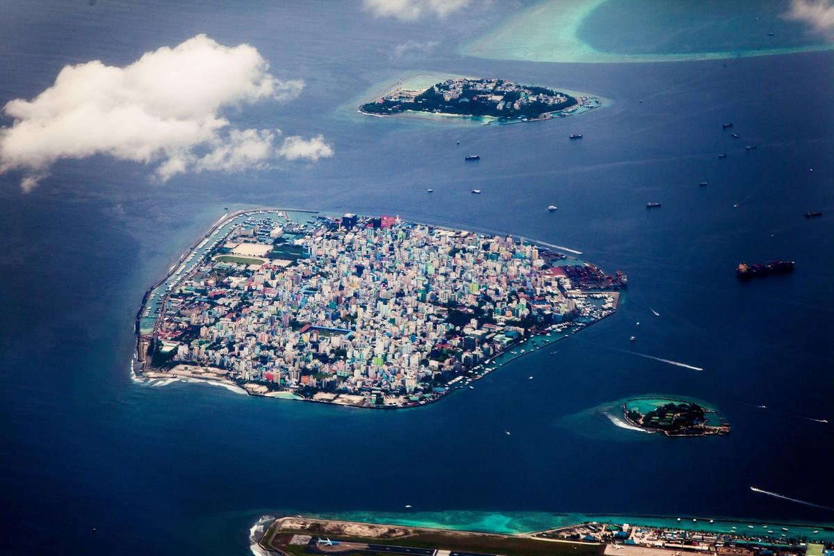 Imagem capa - Maldivas, um país vivendo no limite. por Érico Hiller