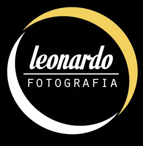 Logotipo de Leonardo Fotografia