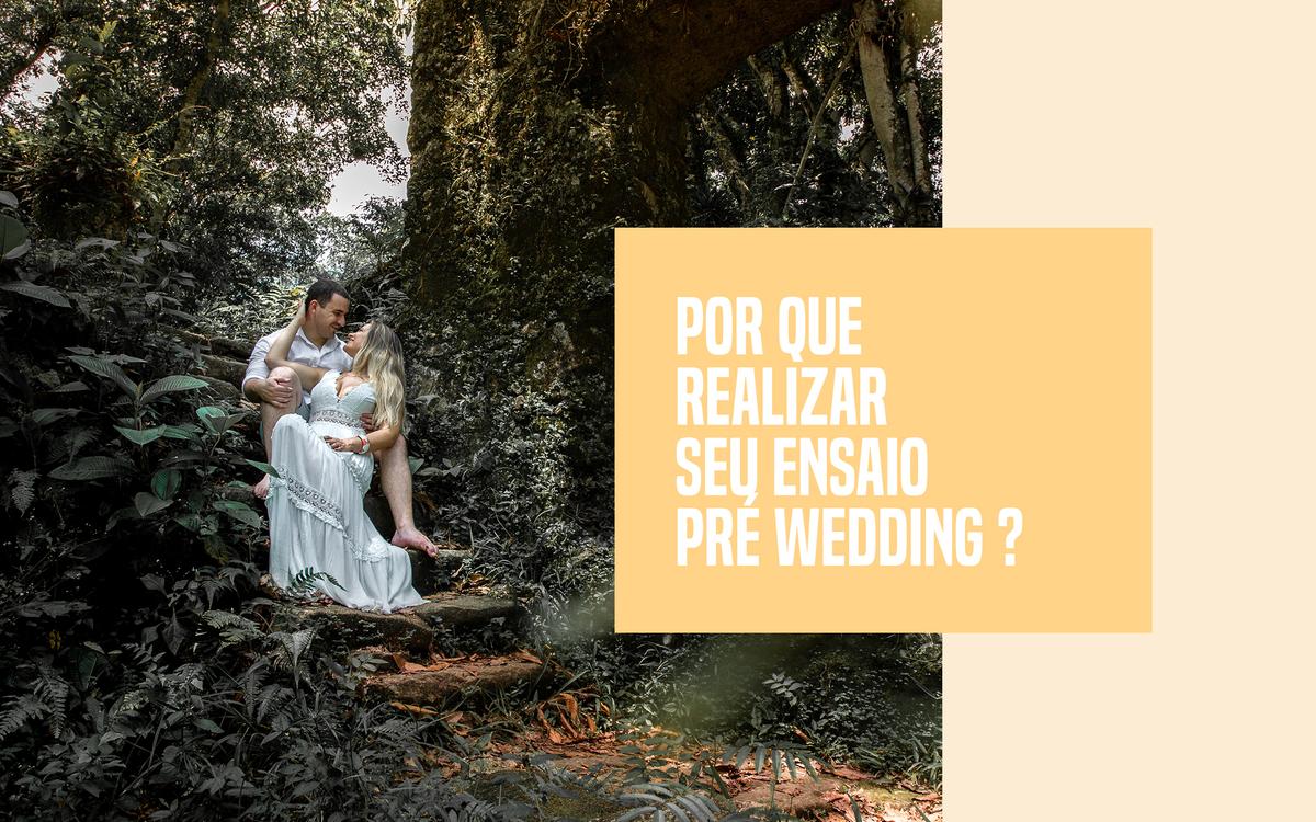 Imagem capa - Por que realizar seu Pré Wedding ?  por Hideki Foto e Filme