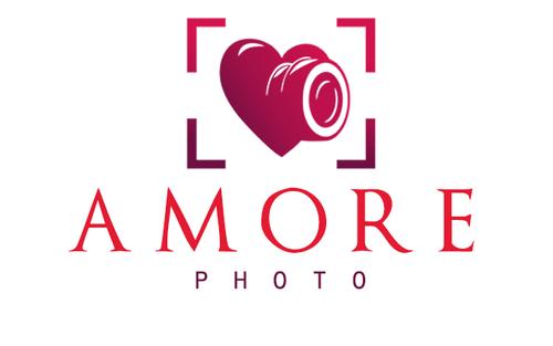 Logotipo de AMORE PHOTO