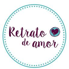 Logotipo de Retrato de Amor
