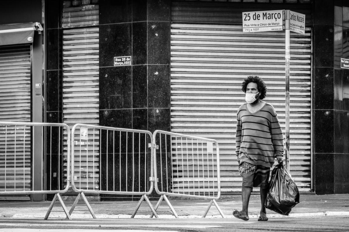 Imagem capa - São Paulo em Pandemia - #02 por Marcelo Renda