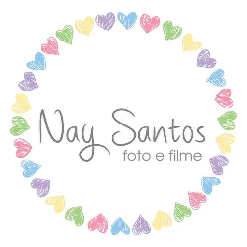 Logotipo de Nay Santos Foto e Filme
