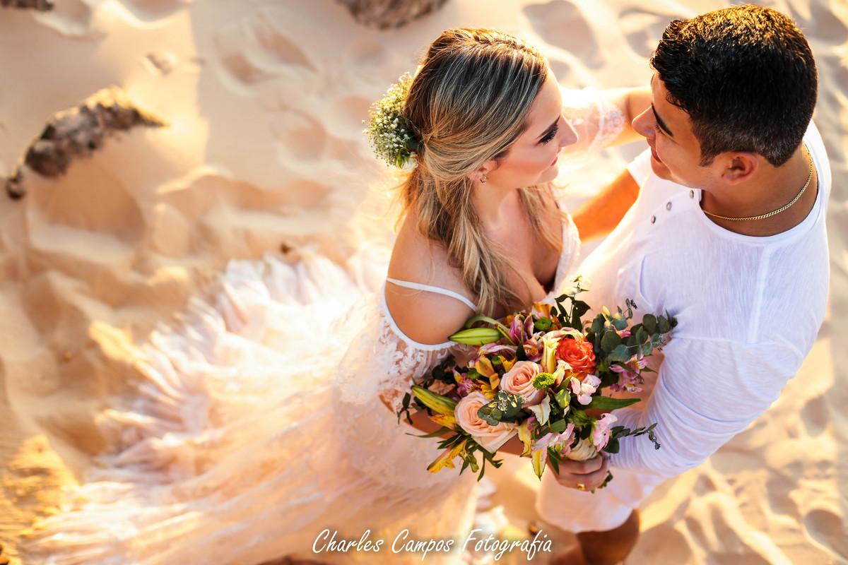 Imagem capa - Por que você que irá casar deve fazer o Pré Wedding?  por CHARLES CAMPOS VASCONCELOS