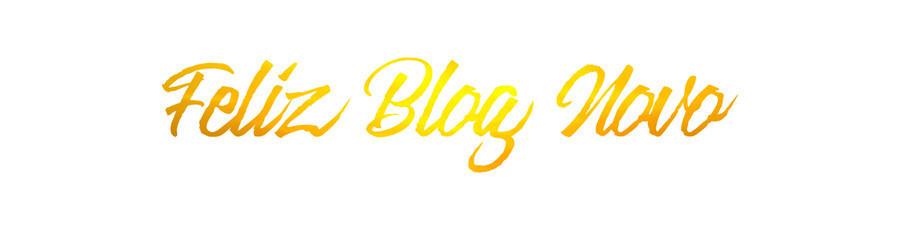 Imagem capa - Feliz Blog Novo  por Raphael Luna