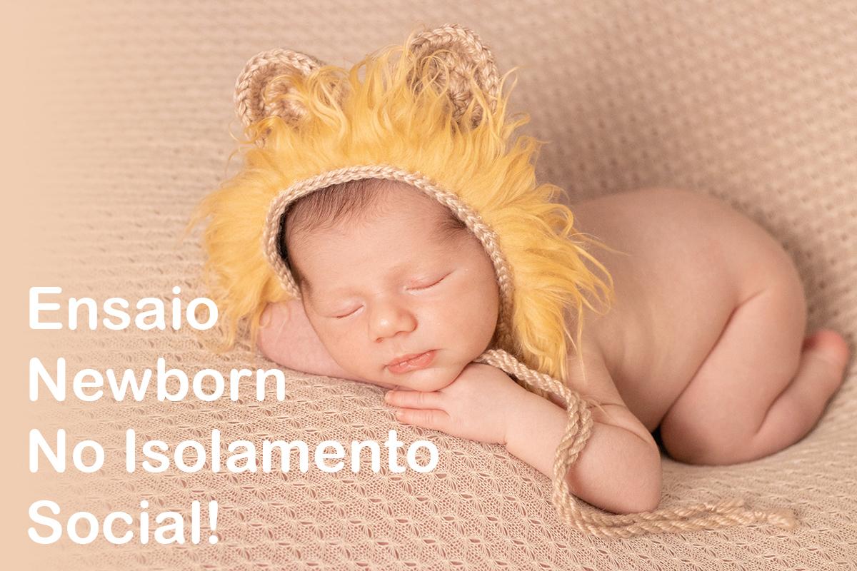 Imagem capa - Ensaio Newborn em época de isolamento social, como proceder? por João Bueno Fotografias