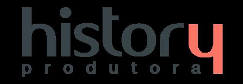 Logotipo de History Produtora