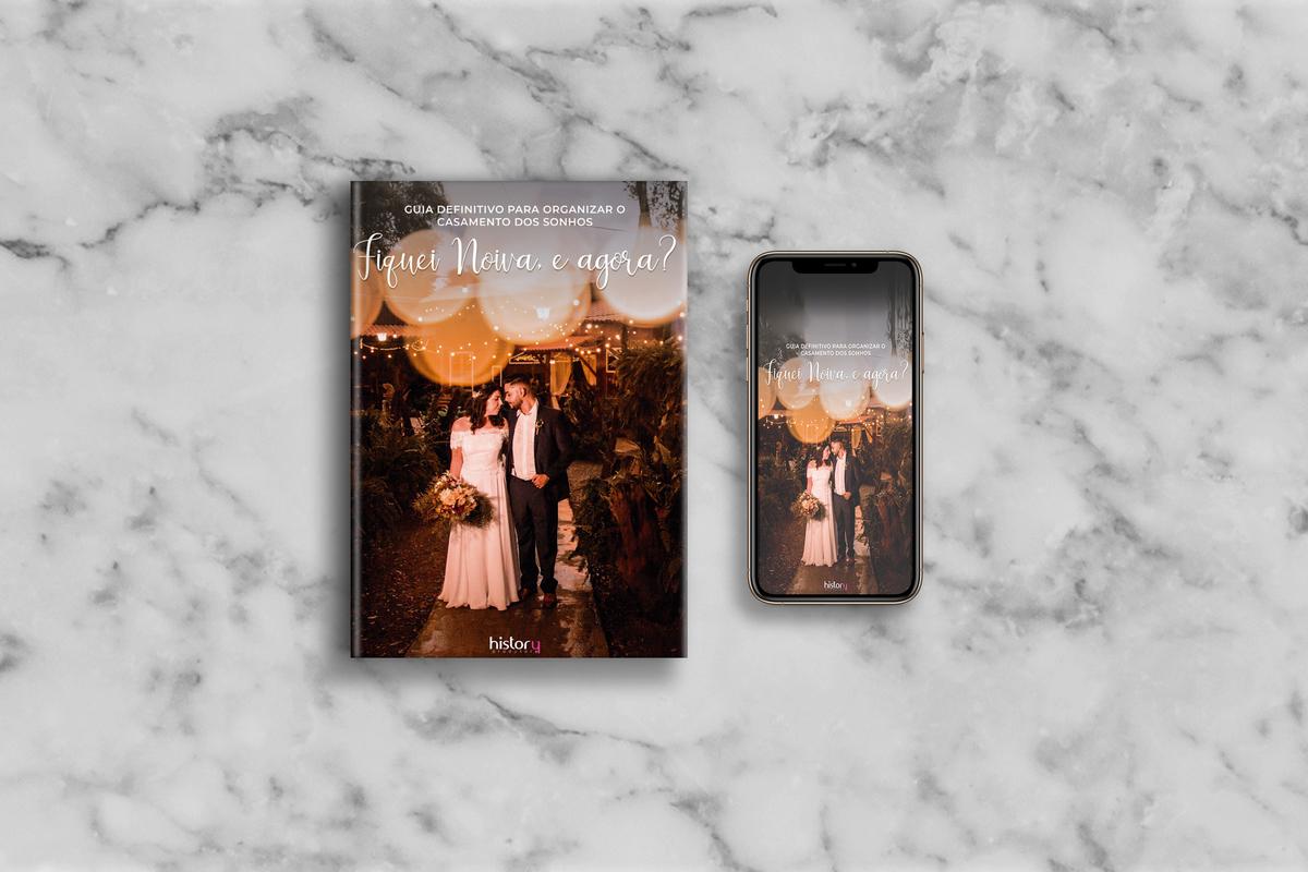 Imagem capa - Checklist de Casamento: Como organizar o seu grande dia por History Produtora