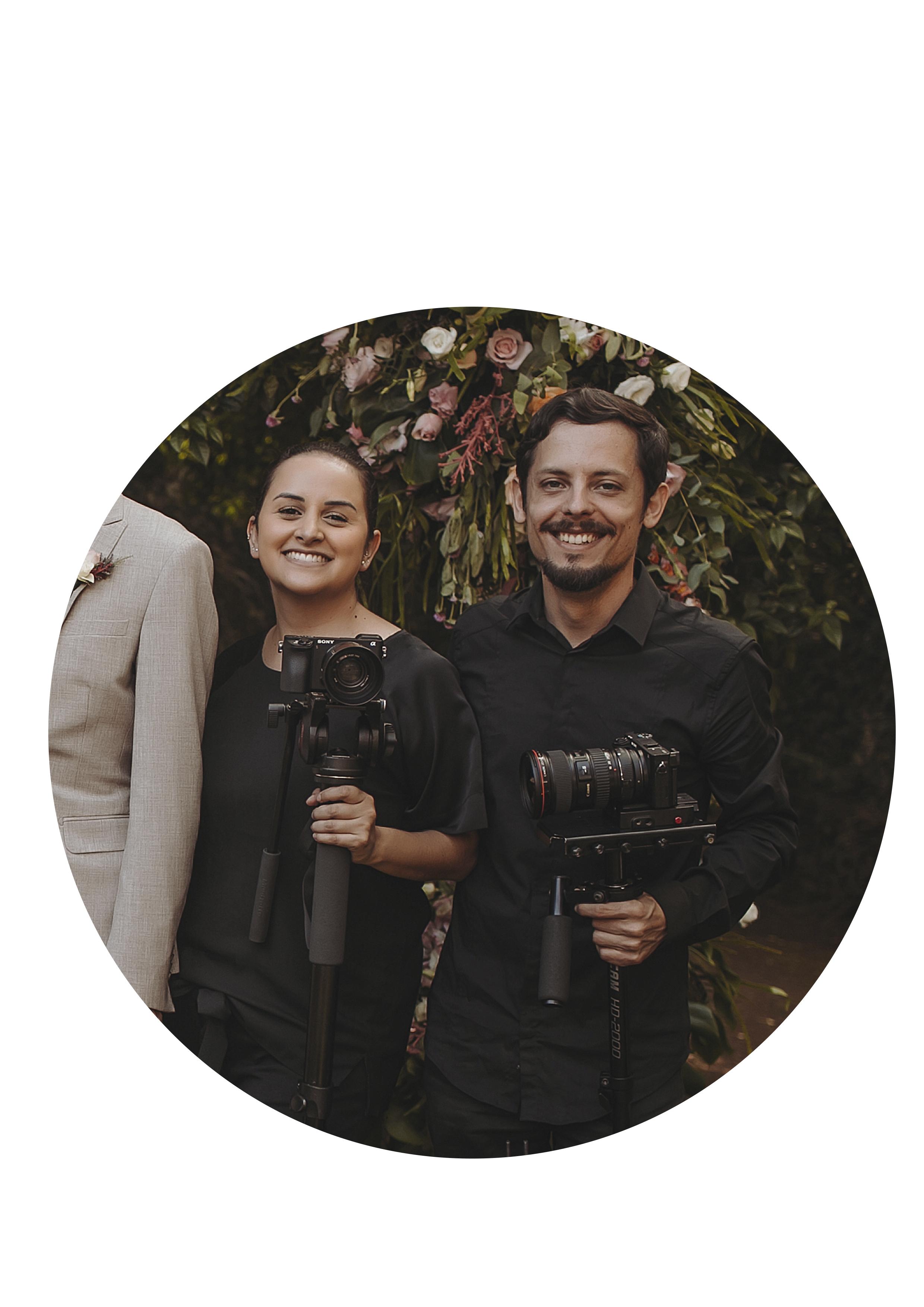 Sobre Carvalho Fotografia e Filmes de Casamentos