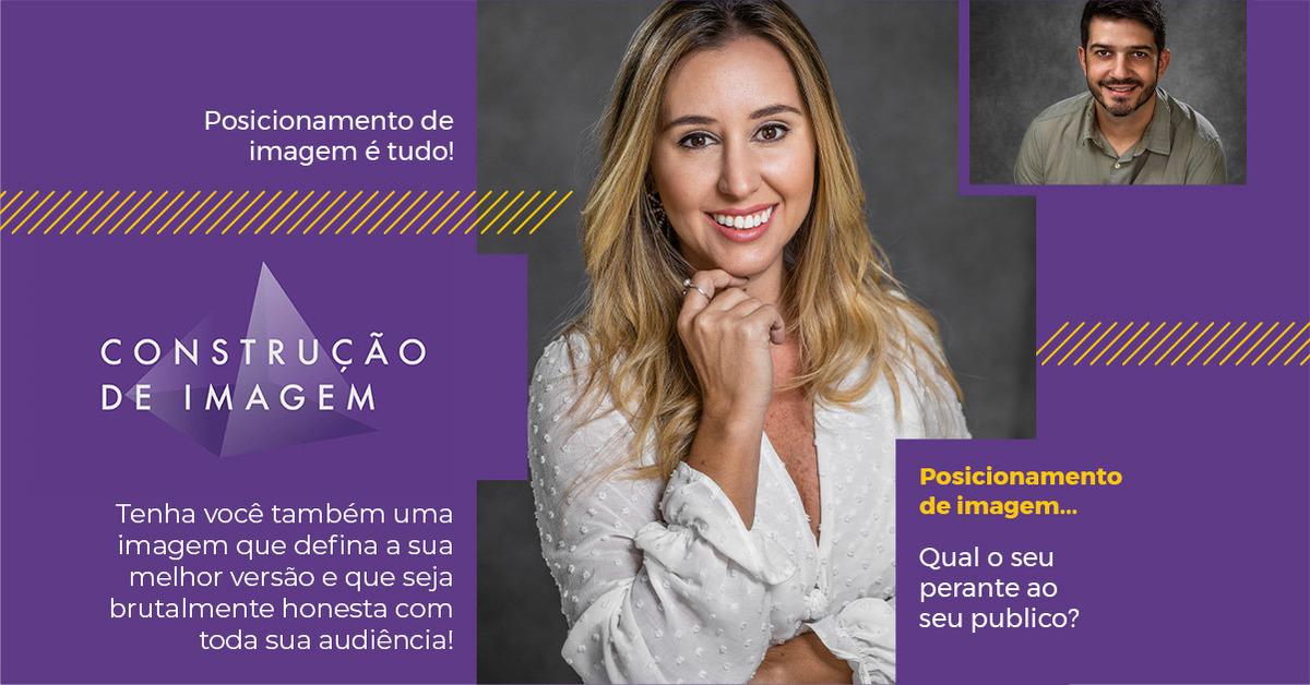 Imagem capa - CONSTRUÇÃO DE IMAGEM - UMA IMAGEM A ALTURA DO SEU SUCESSO por CIRO MACHADO TRIGO