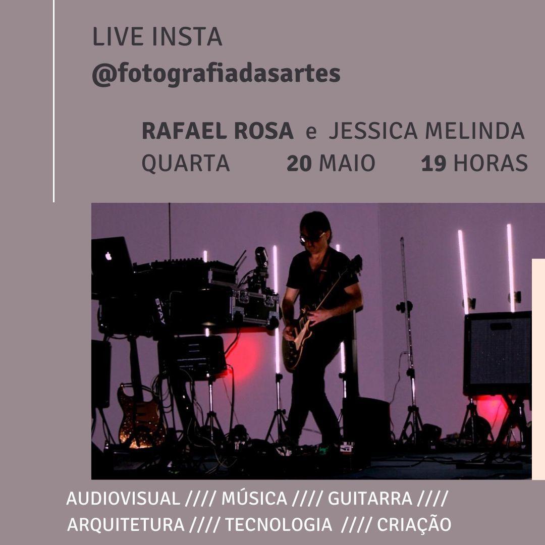 Imagem capa - LIVE INSTA COM RAFAEL ROSA por Jessica Melinda
