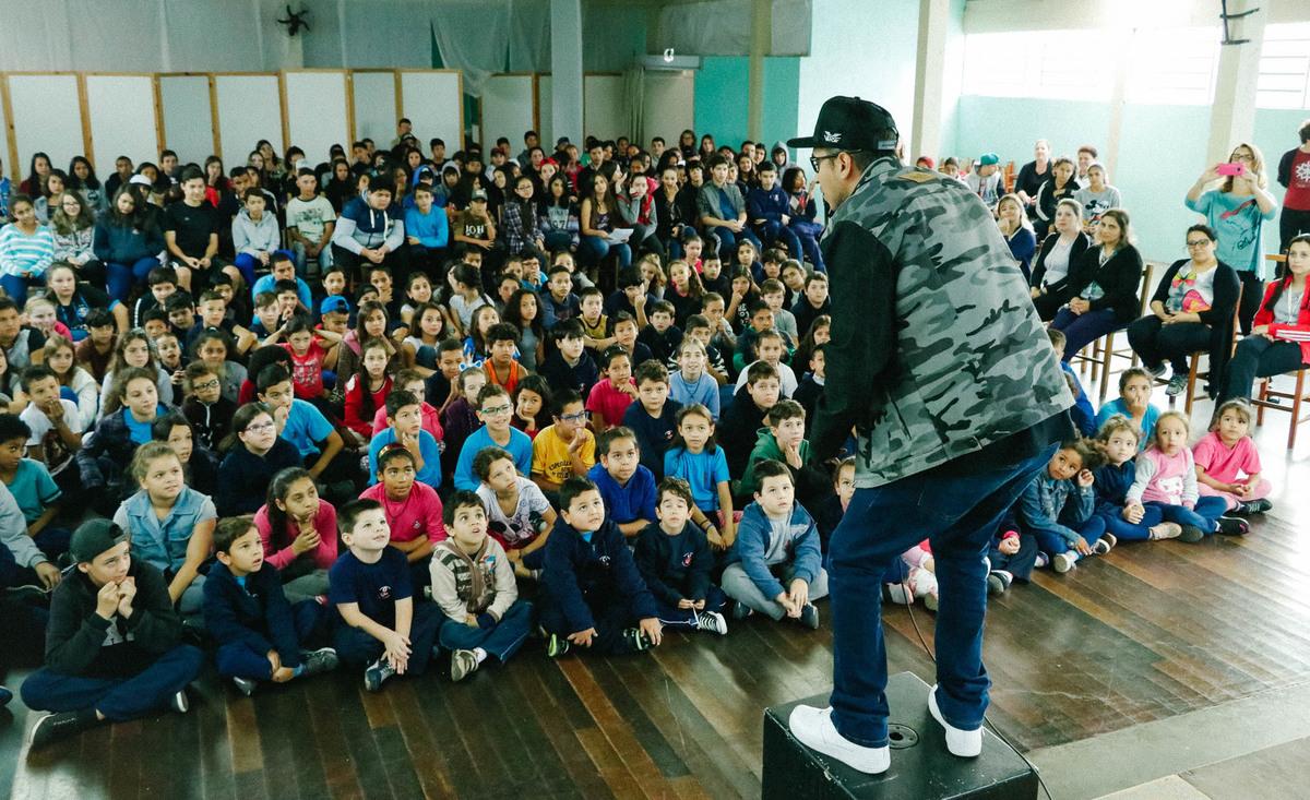 Imagem capa - 2018: o ano em que Caxias retrocede no investimento em cultura por Jessica Melinda