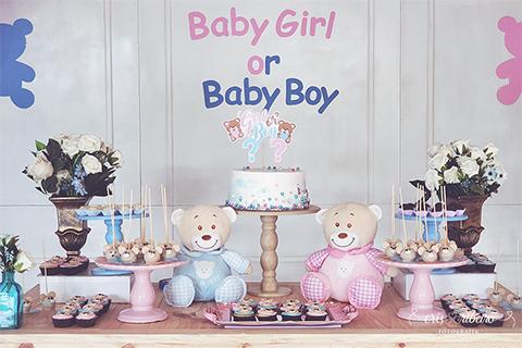 Imagem capa - 5 Dicas para Montar seu Chá de bebê maravilhoso sem gastar muito por Cris Ribeiro Fotografia