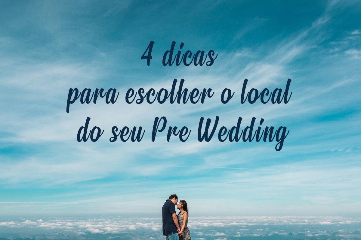 Imagem capa - 4 dicas para escolher o local para o ensaio pré-casamento por Andre Attene