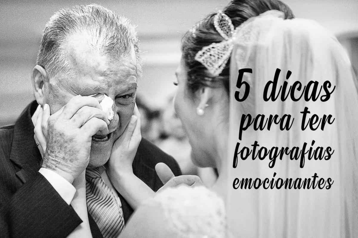 Imagem capa - 5 dicas para ter fotos emocionantes do casamento por Andre Attene