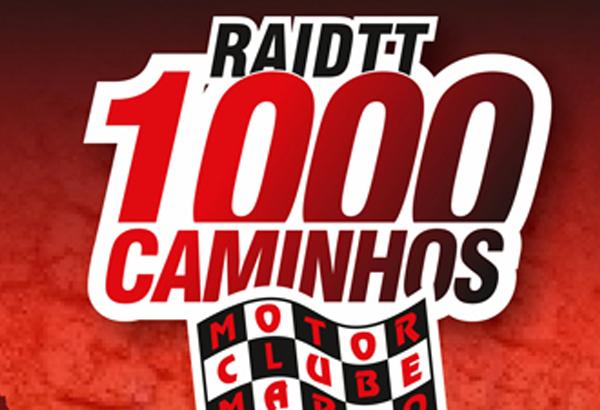 Imagem capa -  Raid 1000 Caminhos 20 de outubro por Motor Clube do Marco