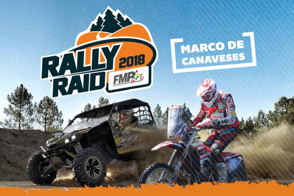 Imagem capa - Está quase a começar o Rally Raid Marco de Canaveses 2018 por Motor Clube do Marco