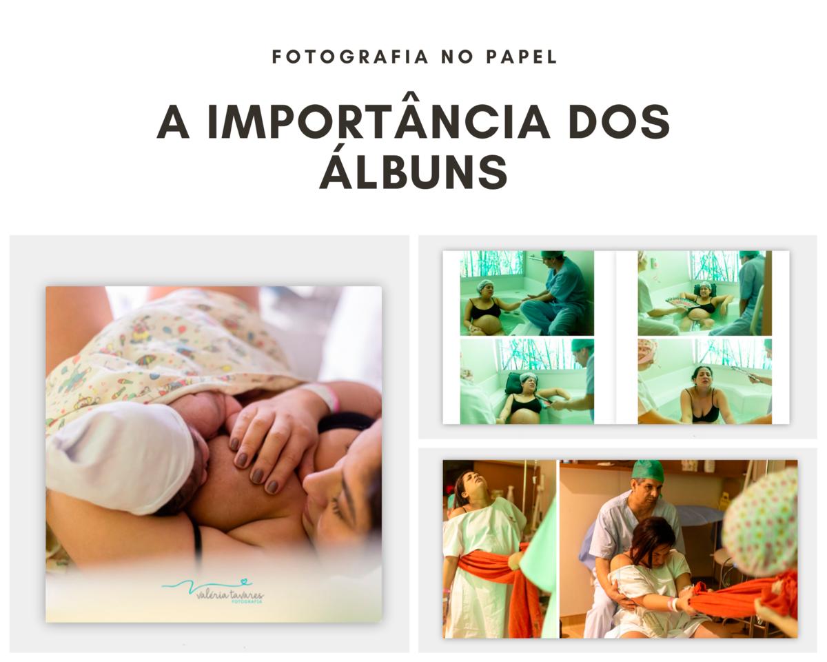Imagem capa - A importância dos álbuns fotográficos por Valéria Tavares