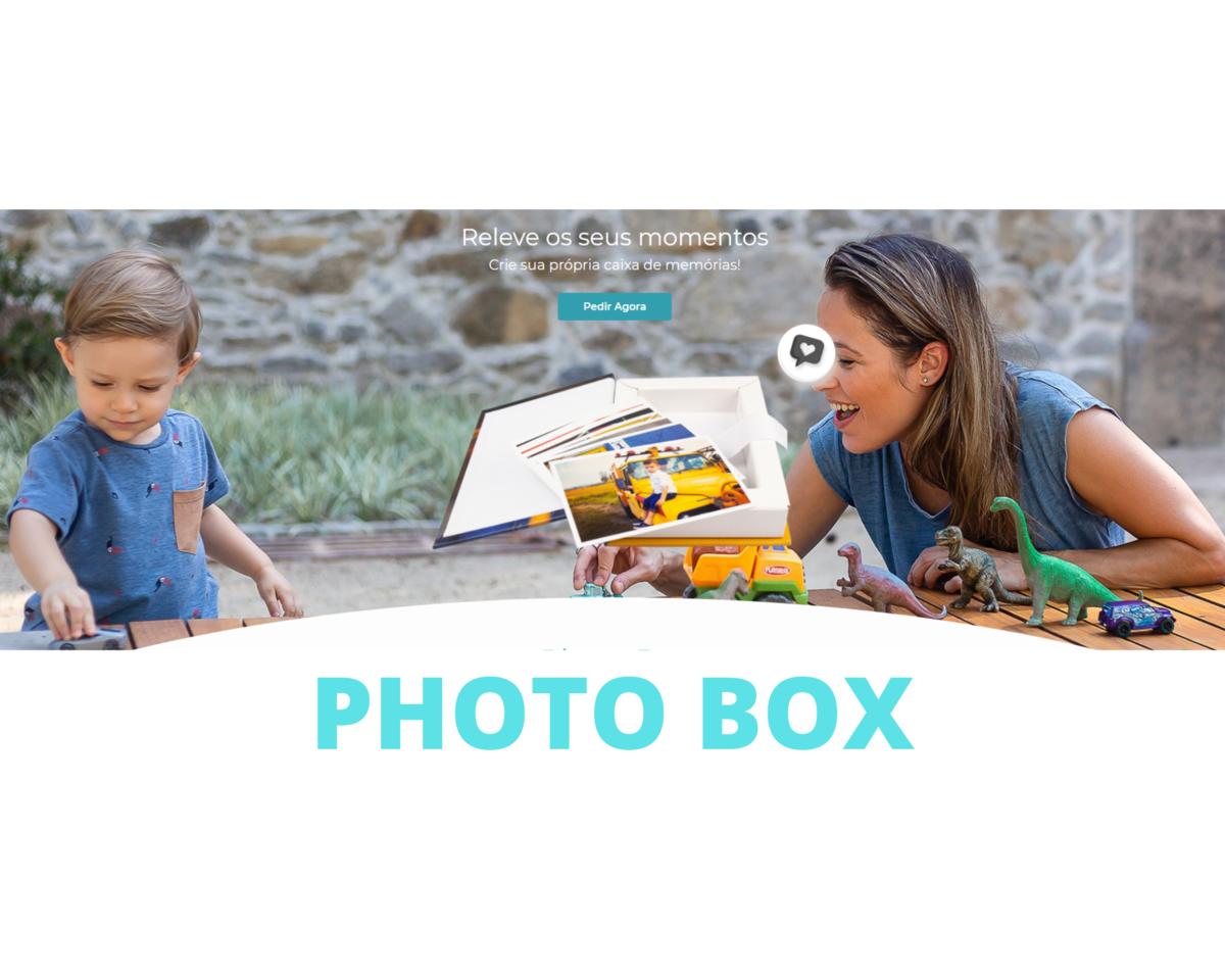 Imagem capa - Photo Box por Valéria Tavares