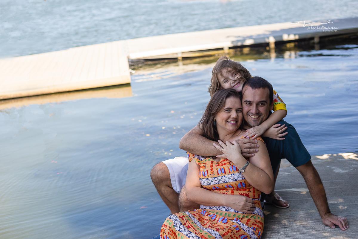 Imagem capa - Ensaio de Família  por Valéria Tavares