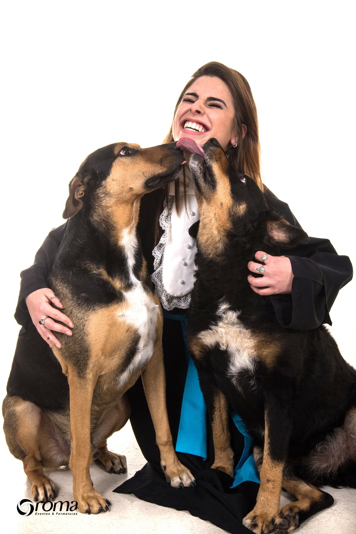 Imagem capa - Fotografia com PETS no estúdio por N.Romanelli