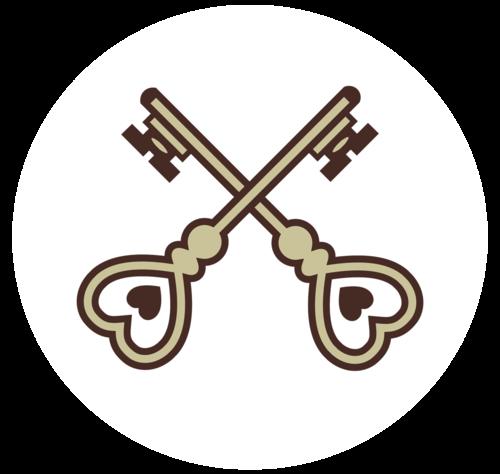 Logotipo de Nati & João