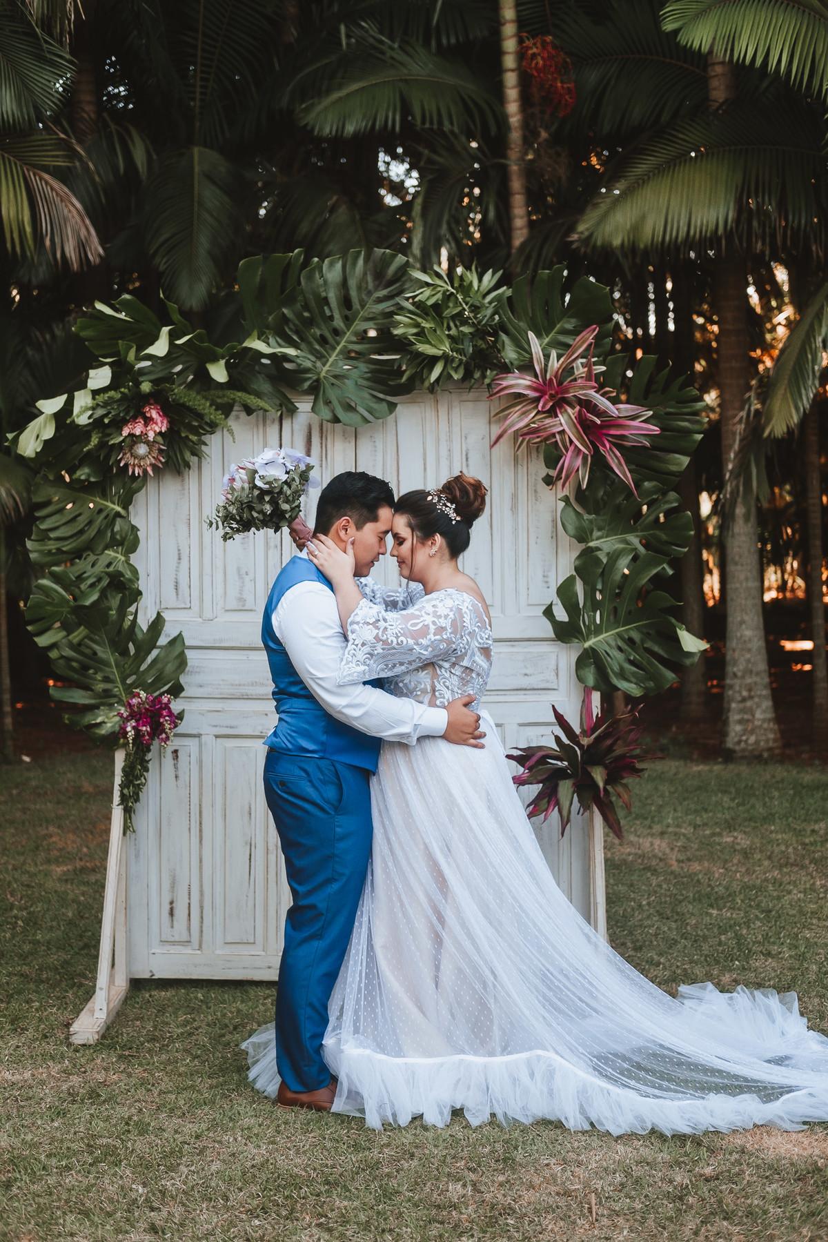 Imagem capa - Organização do casamento por Nati & João
