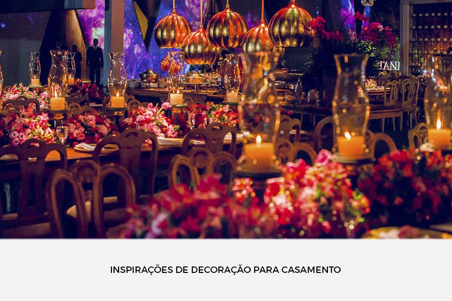 Imagem capa - Inspirações para decoração de casamento por Diego Peixotto Fotografia