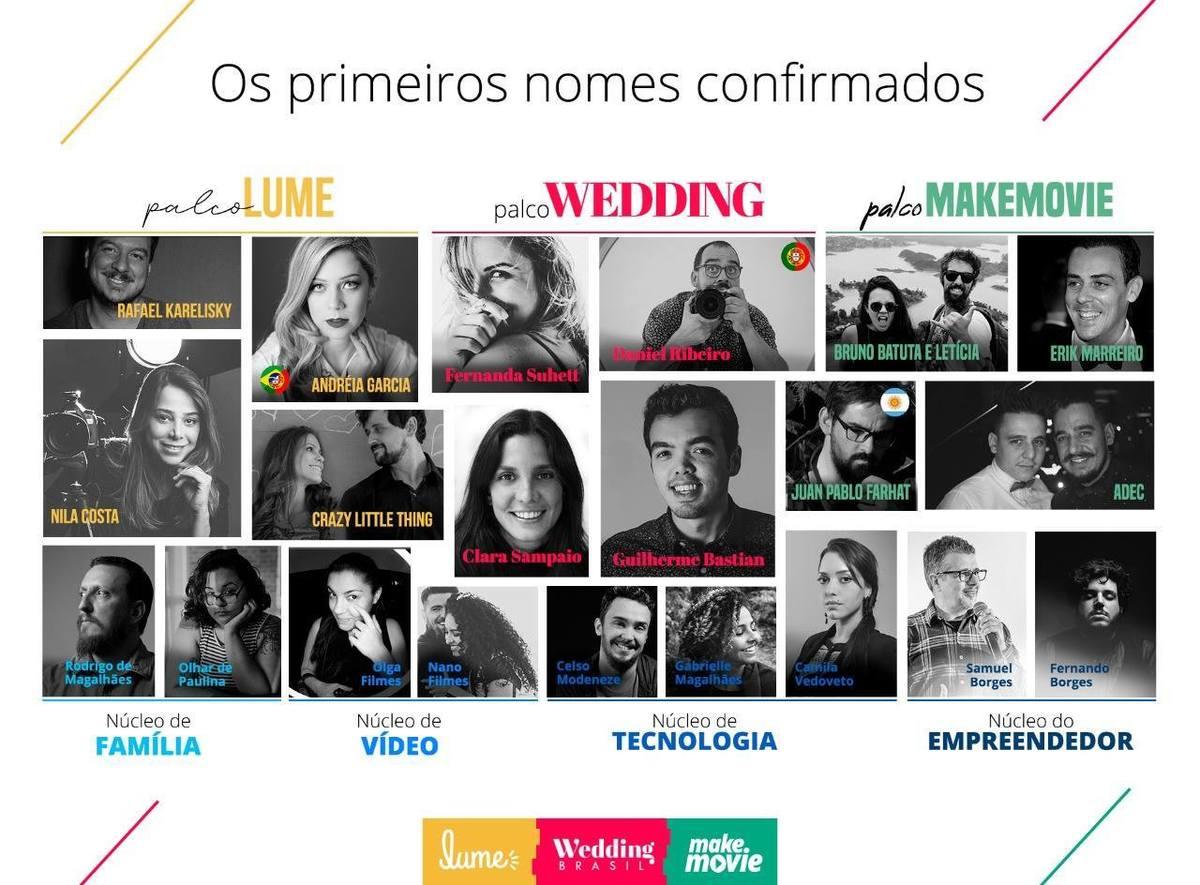 Imagem capa - Wedding Brasil 2019 por Estúdio D