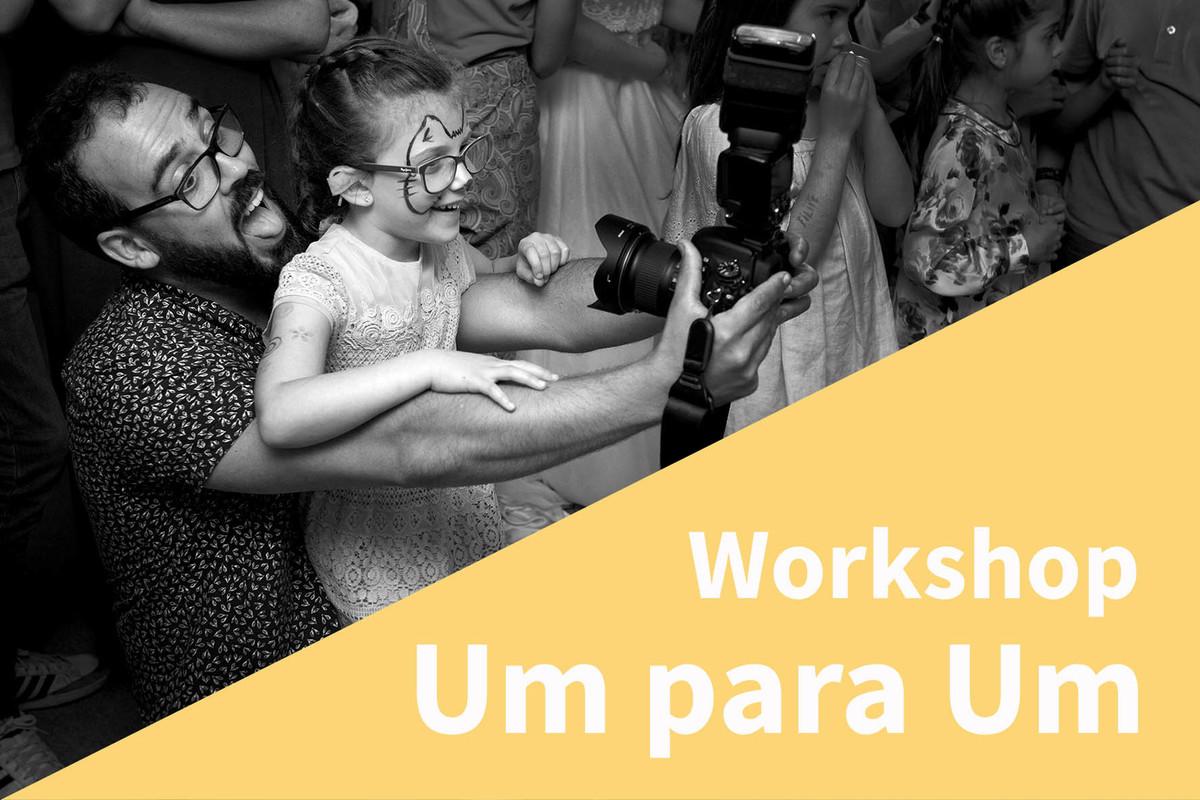 Imagem capa - Workshop UM para UM por Estúdio D