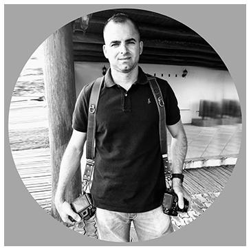 Sobre Daniel Rocha - Fotógrafo de casamentos e família na Bahia e no Brasil