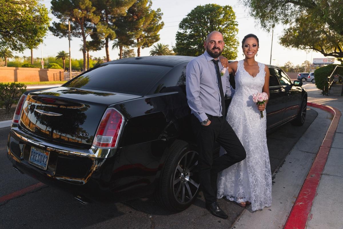 Casal Brasileiro em Las Vegas, fotografado pelo fotógrafo brasileiro que vive em Las Vegas - Roberto Domingues.