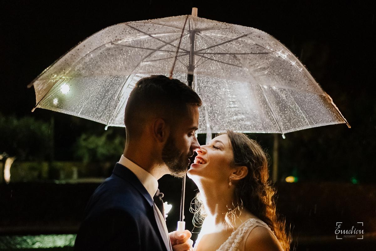 Imagem capa - E se a chuva aparecer? As nossas sugestões para as vossas preocupações por Emotion Photography