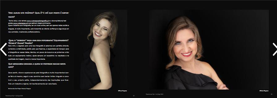 Imagem capa - A Revista Fotomanya convidou-me a estar presente como Fotógrafa convidada!! por Rute Raposo
