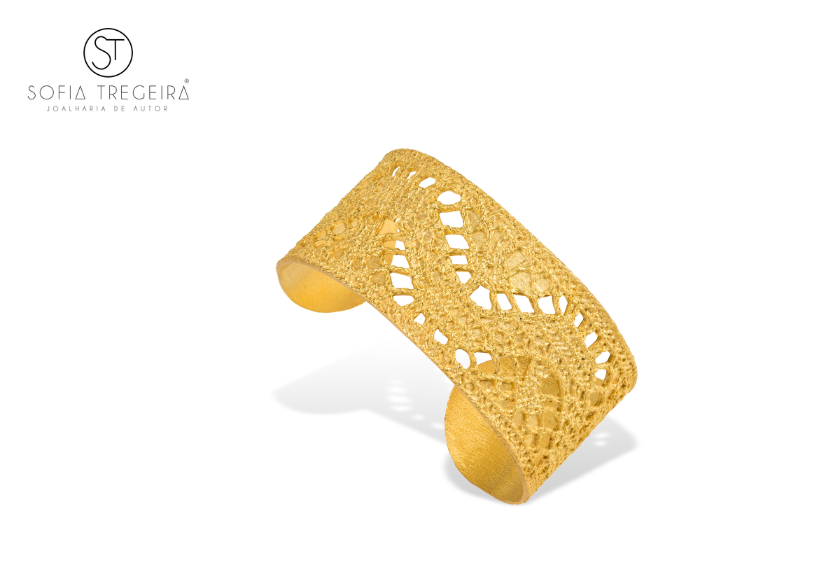 joalharia de autor; joalharia de luxo sofia tregeira; lace; collection; pulseira; bracelet; prata; silver; ouro; gold; joalharia; jewellery; luxury;  jóias de casamento; wedding jewellery; noiva; bride; jóias de luxo; joalharia portuguesa