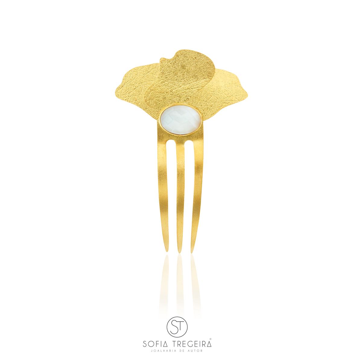 joalharia de autor; joalharia de luxo sofia tregeira; wild poppy; collection; toucado; headdress; teara; prata; silver; ouro; gold; joalharia; jewellery; luxury;  jóias de casamento; wedding jewellery; noiva; bride; jóias de luxo; joalharia portuguesa