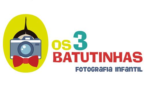 Logotipo de Os 3 Batutinhas